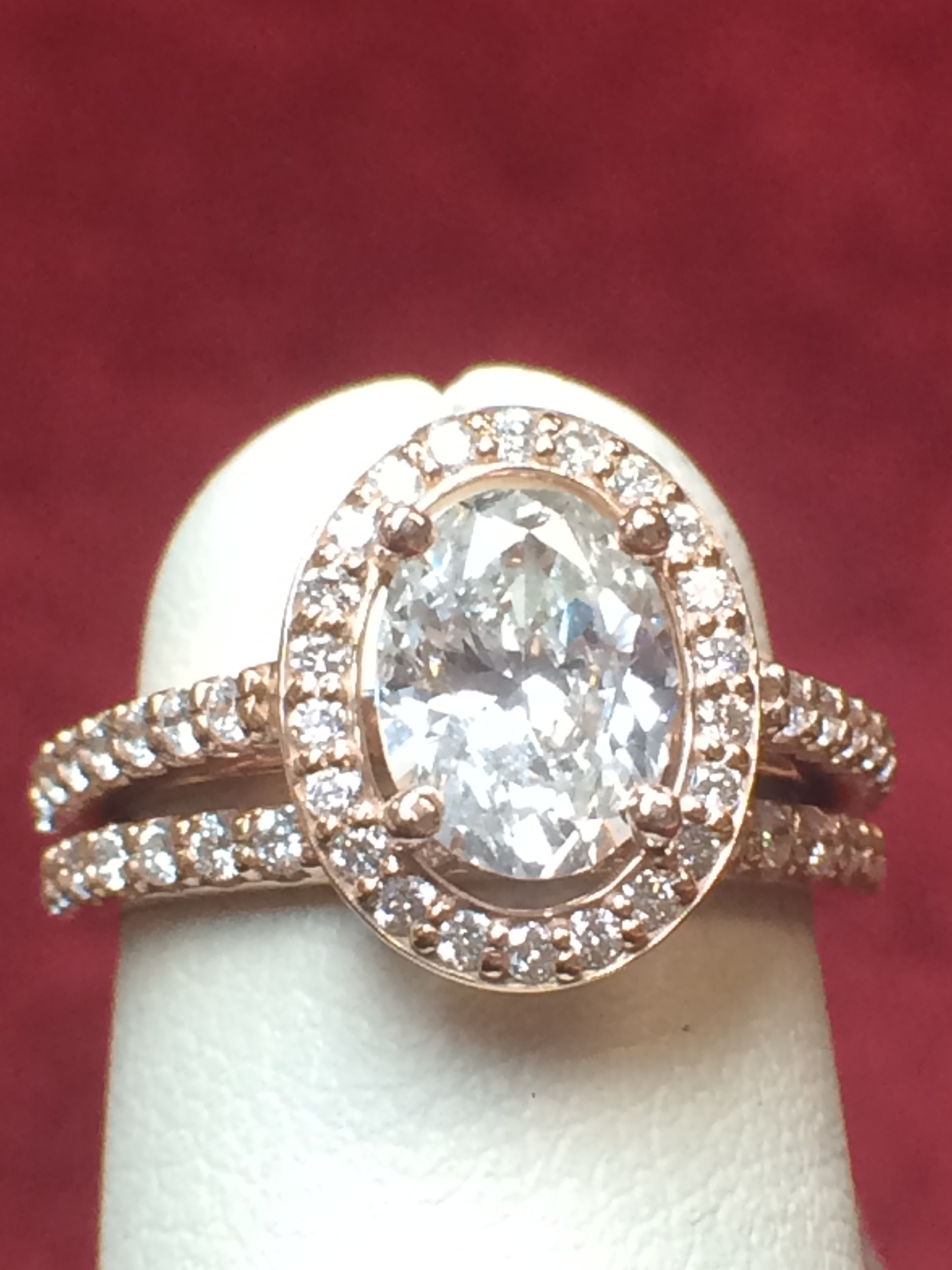 New Custom Engagement Rings Austin Tx